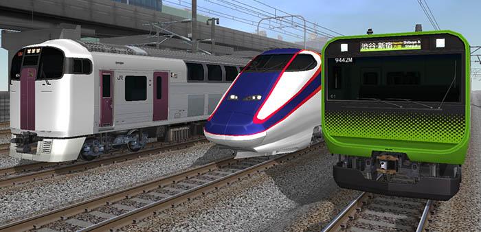 鉄道模型シミュレーター5 - 15+